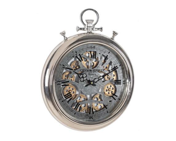 Orologio Parete Engrenage D40 Dorato