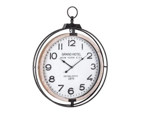 Orologio Tondo Parete Ticking