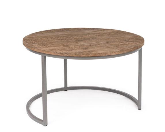 Tavolino Narvik Tondo 47h