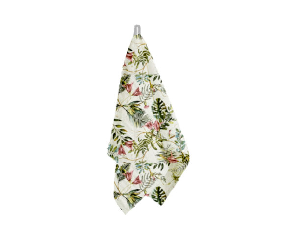 Asciugamano Da Cucina Colibrì Cotone