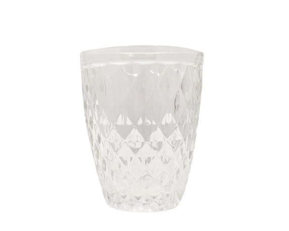 Bicchiere Vetro Trasparente