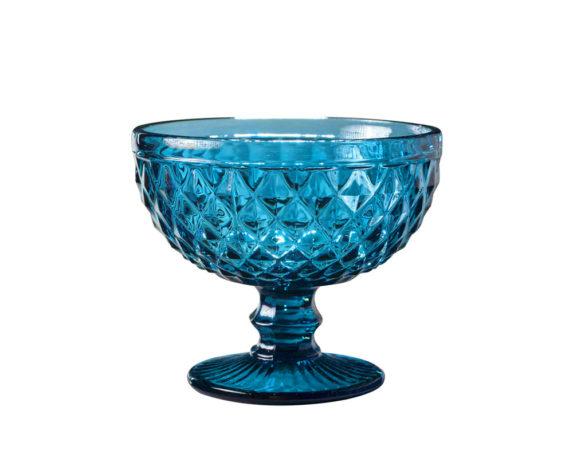 Coppa Winston Blu Vetro
