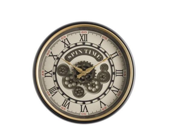 Orologio Happy Gear Meccanismo A Vista Metallo