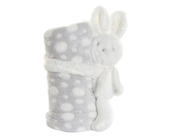 Coperta Bunny Poliestere