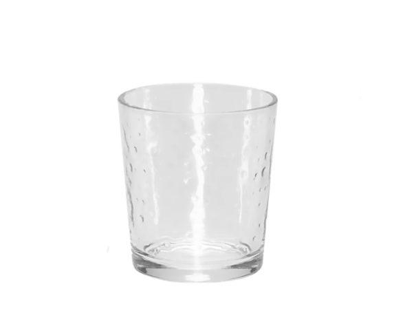 Bicchiere Vetro 260 Ml Assortito