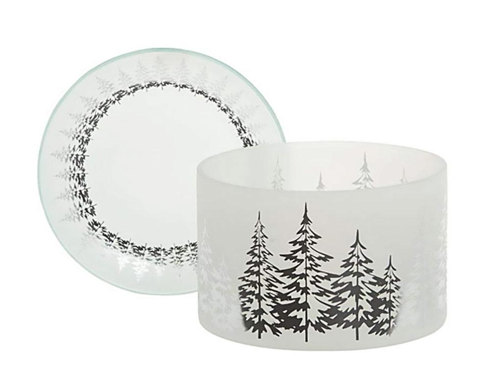 Set paralume large cpiatto winter trees 1596322