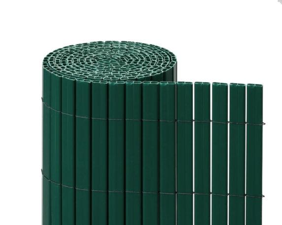 Canniccio Bifacciale PVC 1,5×3 Metri Verde