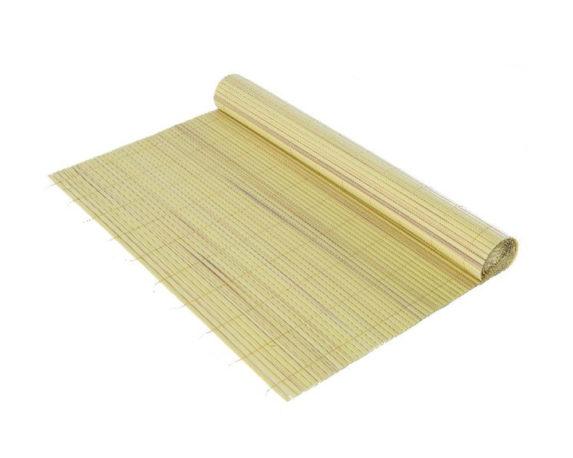 Canniccio Bifacciale PVC 1,5×3 Metri Naturale