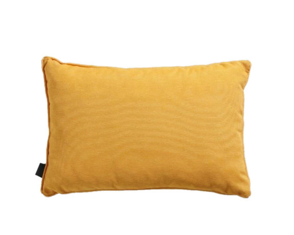 Cuscino Giallo 60×40 Cotone