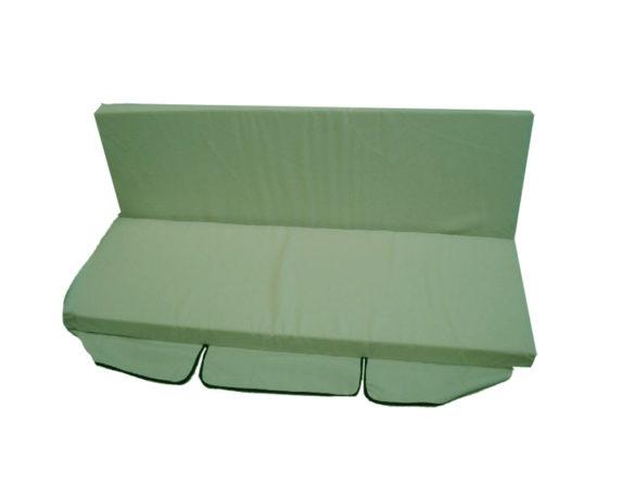 Cuscino Dondolo 3 Posti 135×50 Verde