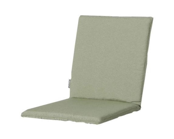 Cuscino Poltrona Bassa Verde 97×49 Cotone