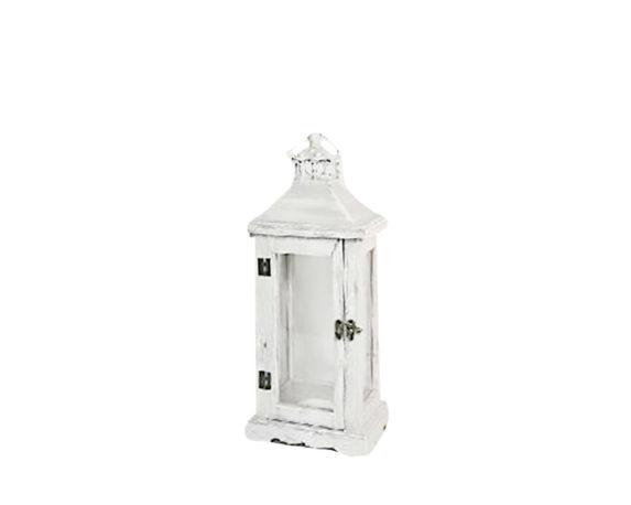 Lanterna Lara Small Legno/metallo