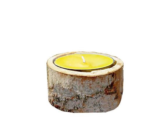 Citronella In Tronchetto Small Legno