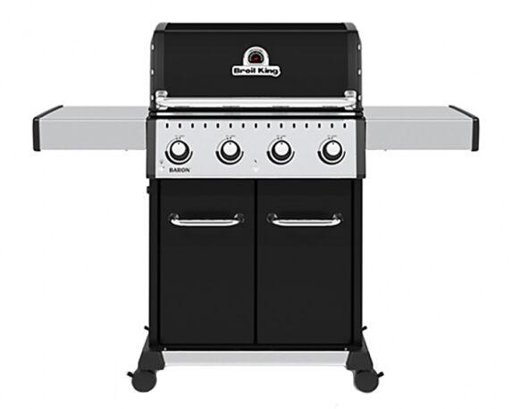 Barbecue Baron Led 420 A Gas