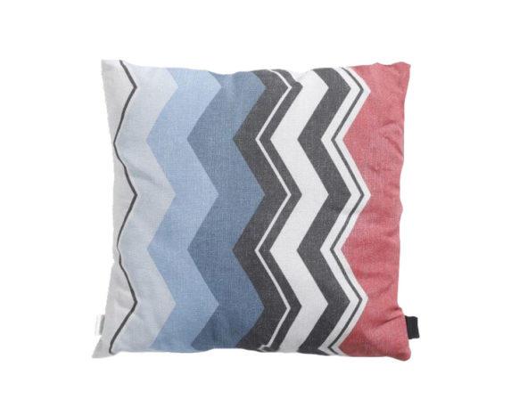 Cuscino Pillow Chris Red 50×50 Cotone