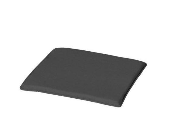 Cuscino Seduta Grigio 40×40 Cotone