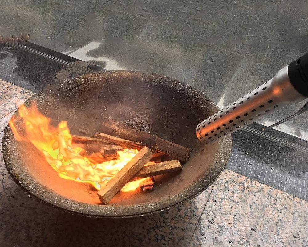 ACCENDITORE ELETTRICO BBQ TEXASLIGHTER 1