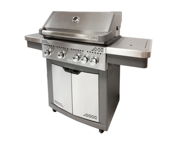 Barbecue Generation Funpro C/fornello Laterale