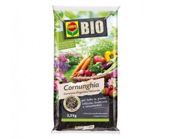 Concime Cornunghia 2,5 Kg – Compo