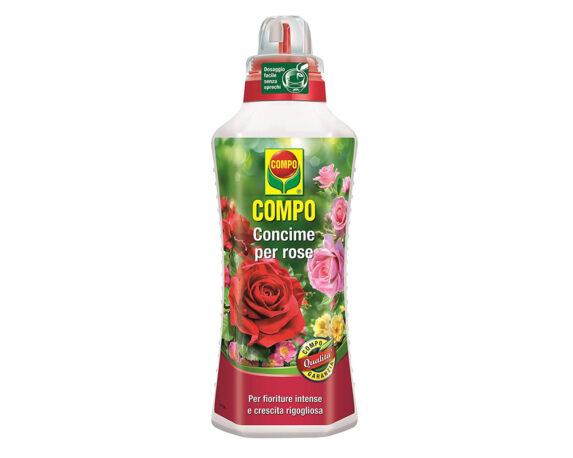 Concime Liquido Per Rose 1l – Compo