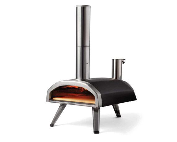Forno Portatile A Pellet Fyra Per Pizza Ooni
