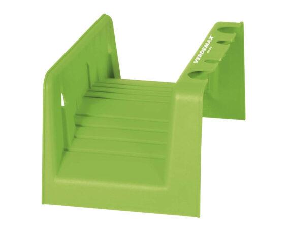 Porta Tubo A Parete Verde