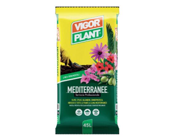 Terriccio Per Piante Mediterranee 45 Lt – Vigorplant