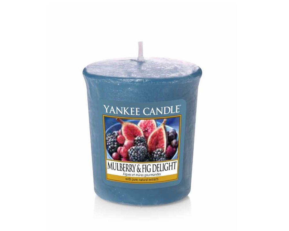 CLASSIC VOTIVE MULBERRY FIG DELIGHT