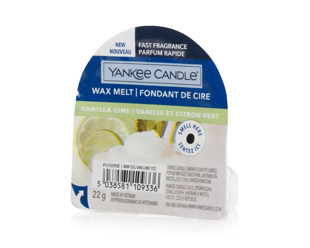 CLASSIC WAX MELT VANILLA LIME 2