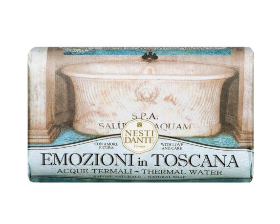 Sapone Acque Termali – Emozioni In Toscana