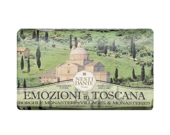 Sapone Borghi E Monasteri – Emozioni In Toscana