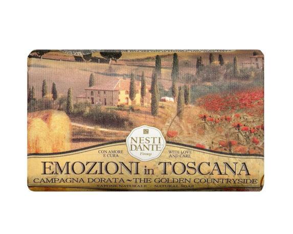 Sapone Campagna Dorata – Emozioni In Toscana