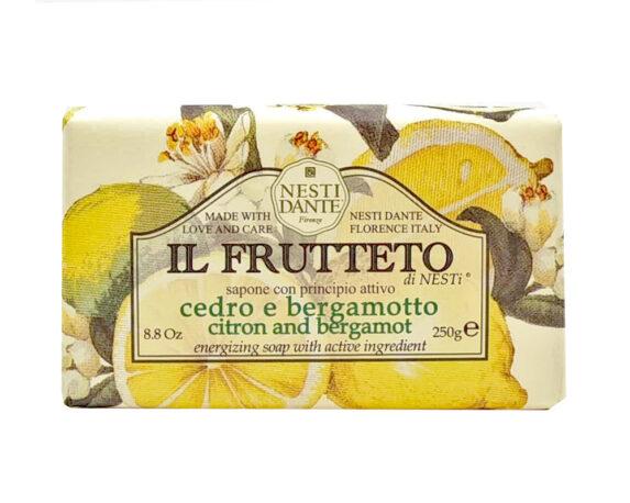 Sapone Cedro E Bergamotto – Il Frutteto