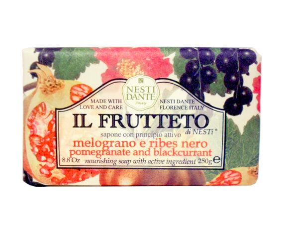 Sapone Melograno E Ribes Nero – Il Frutteto
