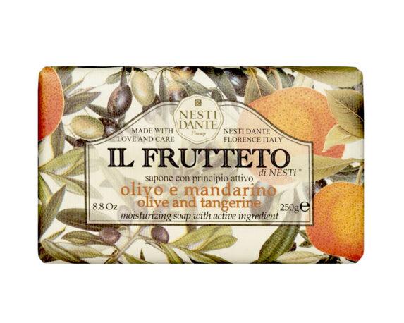 Sapone Oliva E Mandarino – Il Frutteto
