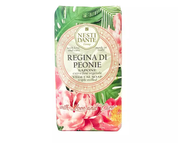 Sapone Regina Di Peonie – With Love And Care