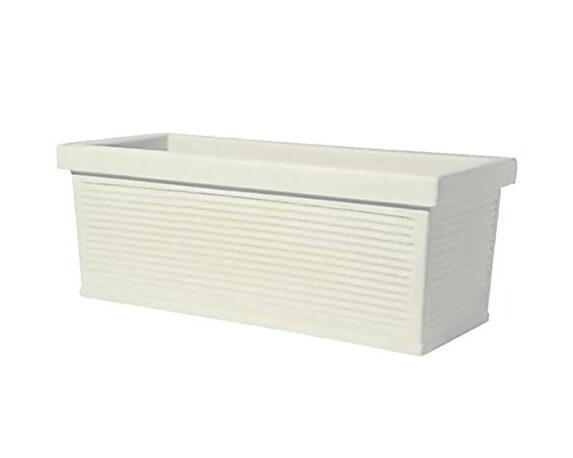 Cassetta Lombardia 100 Cm Bianco
