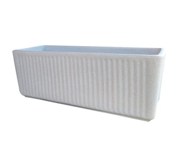 Cassetta Molise 98 Cm Bianco