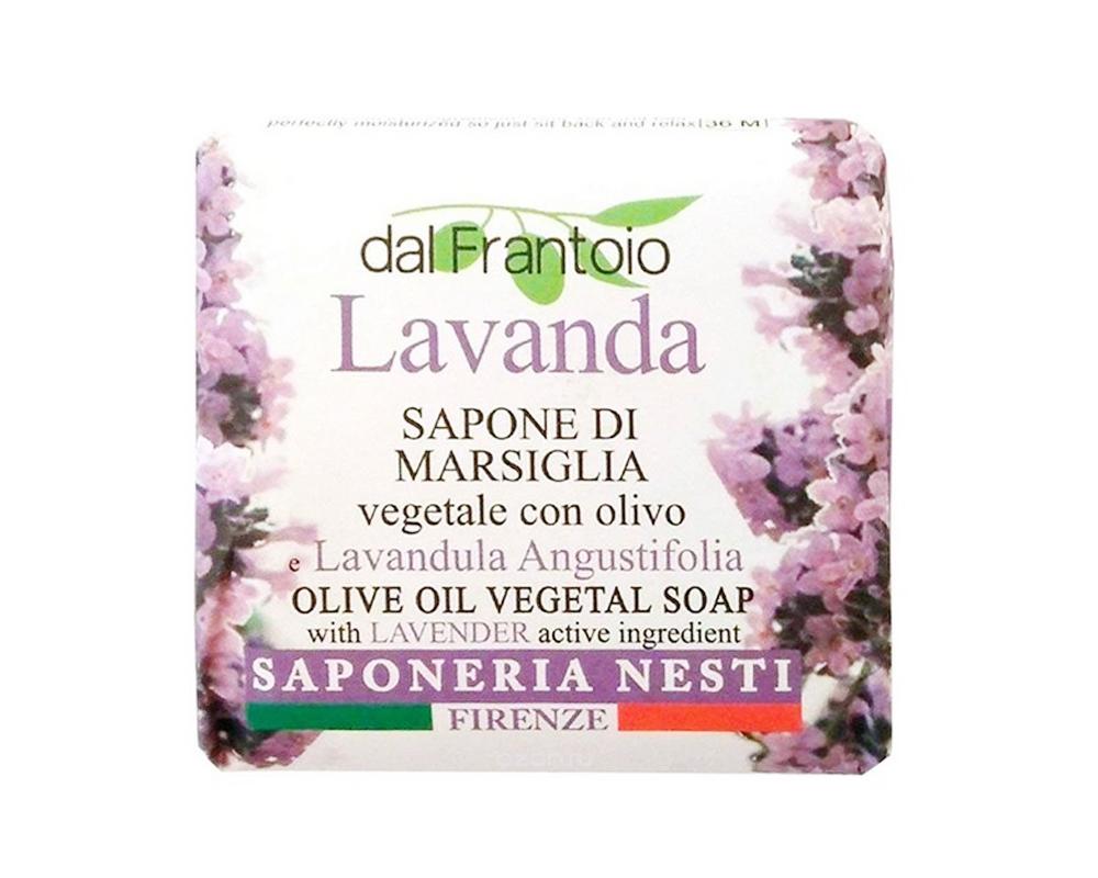 SAPONE FRANTOIO C ESTRATTO OLIVO LAVANDA 100GR