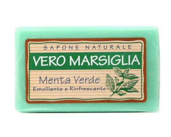 Sapone Menta Verde – Vero Marsiglia