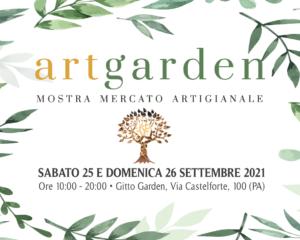 ArtGarden: la mostra mercato con Artigianando