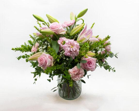 Bouquet Rosa Lizzy